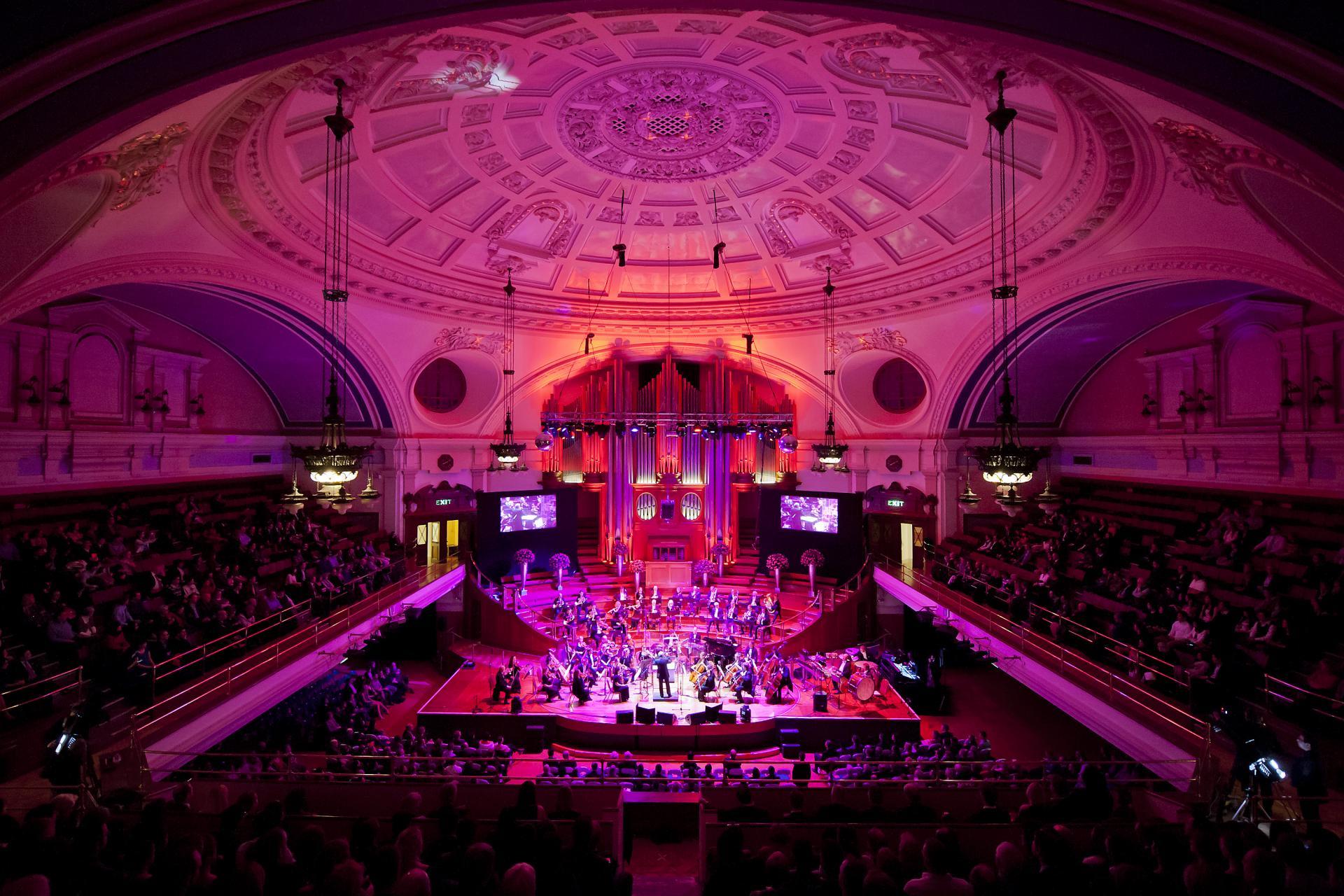 Conference Central Hall Westminster Venue Hire London Unique