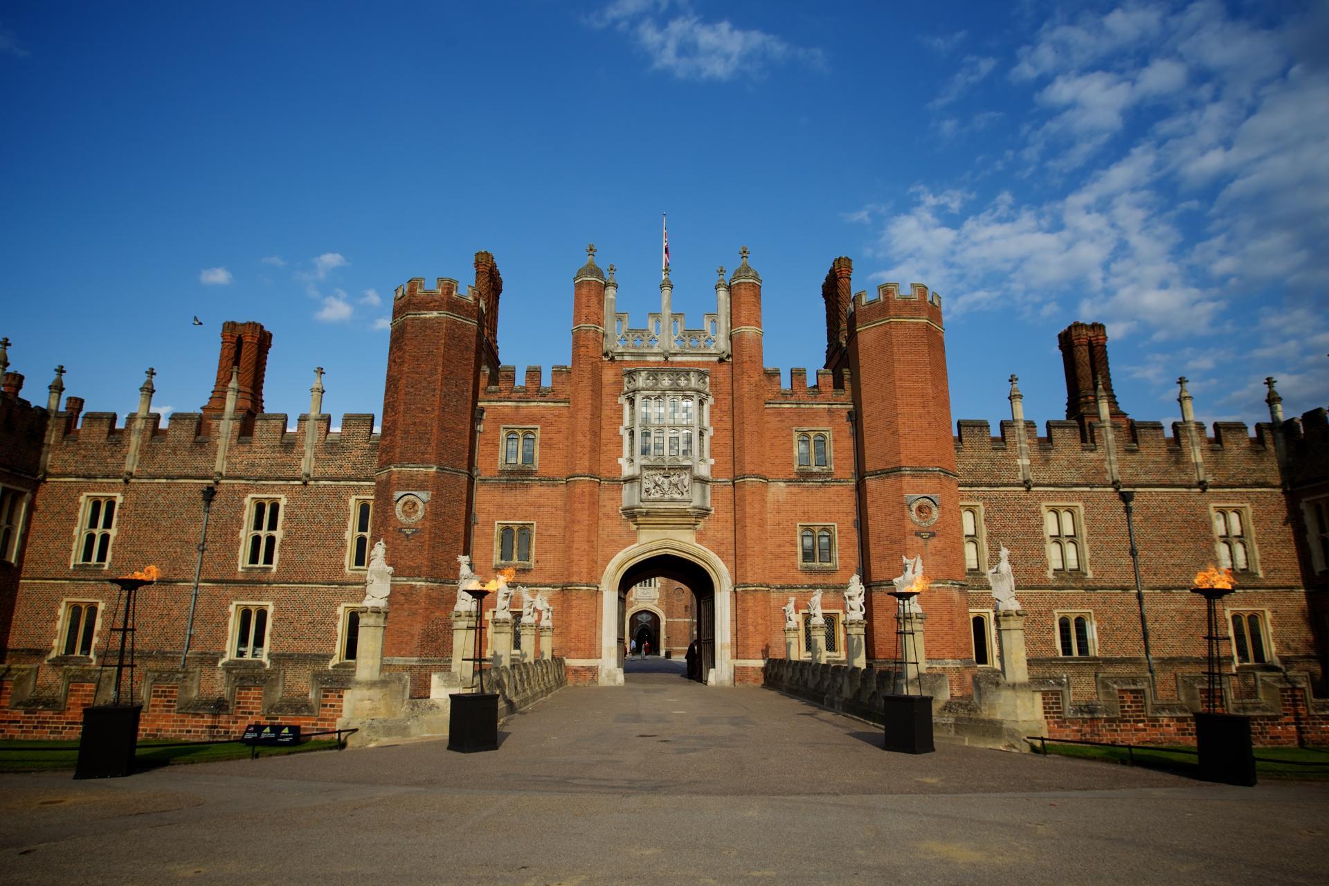 Hampton Court Palace Venue Hire London Unique Venues Of London