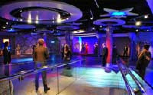 Madame Tussauds Party Room