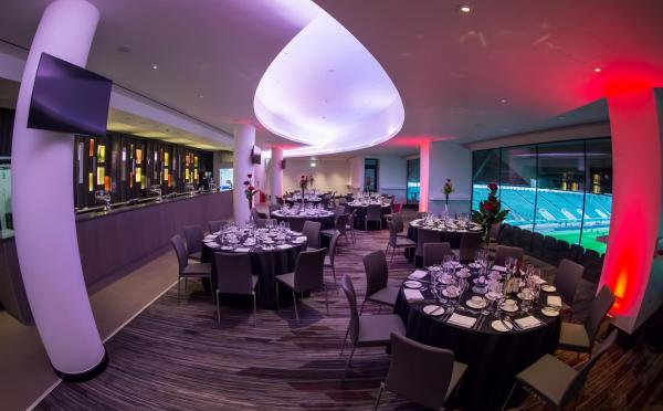 Twickenham Stadium Members Lounge