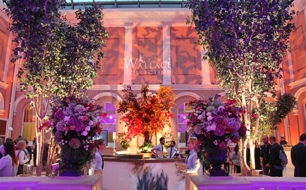 Wallace Collection Courtyard Reception
