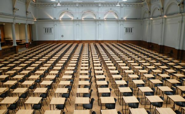 Exams Lindley Hall