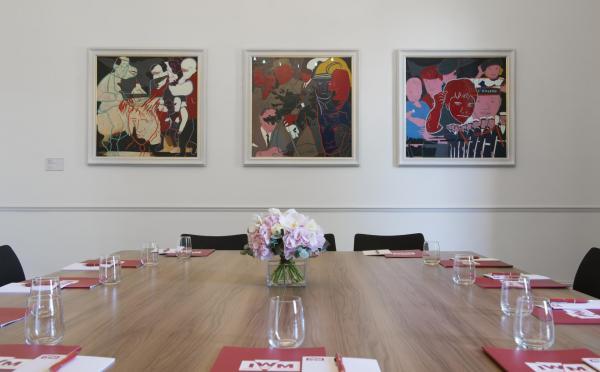 IWM Directors Boardroom