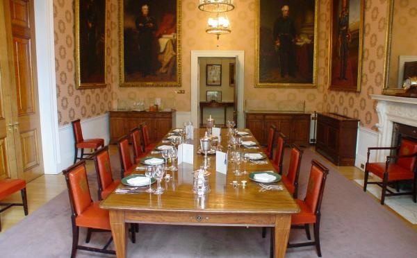 RCP Luncheon Room