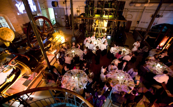 London Museum of Water & Steam London's Quirkiest Wedding Venues