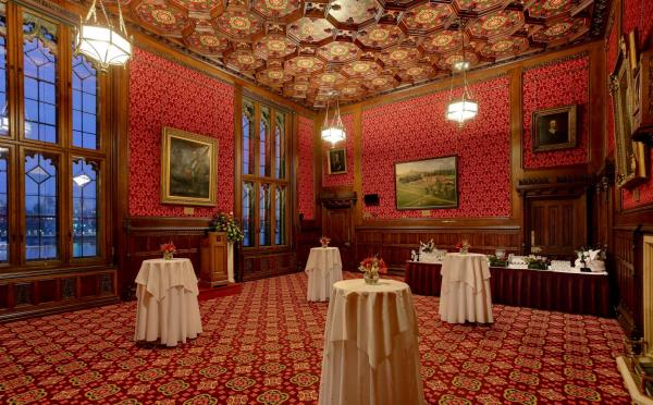 House Of Commons Strangers Dining Room