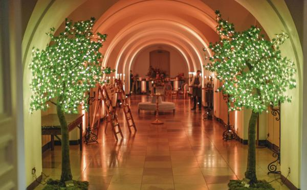 Banqueting House Undercroft
