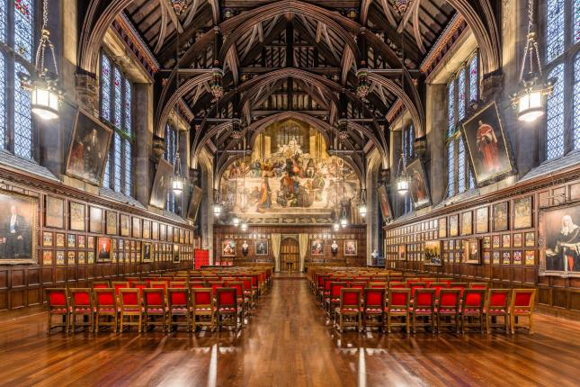 Lincoln's Inn interior