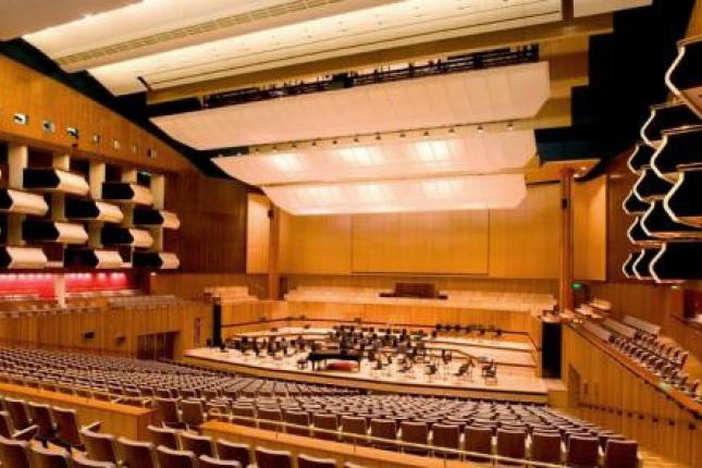 Royal Festival Hall interior