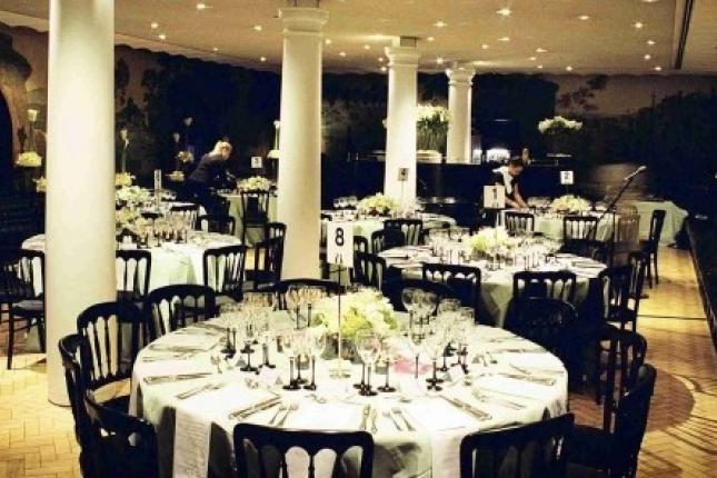 Tate Britain Rex Whistler Restaurant
