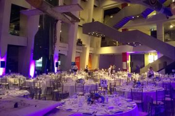 IWM London Atrium event space