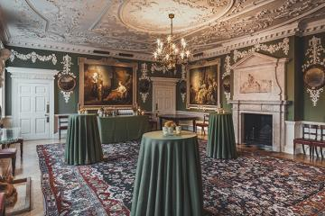 The Foundling Museum Court Room