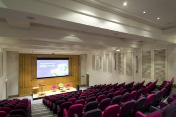 Wellcome Collection Events Spaces auditorium